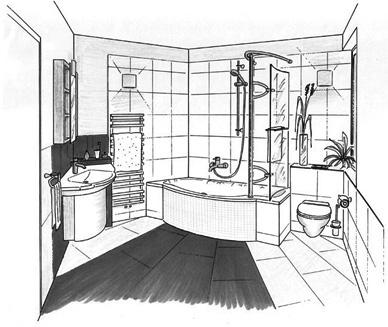 badgestaltung am bodensee von bornack haustechnik. Black Bedroom Furniture Sets. Home Design Ideas