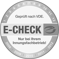 E-Check Siegel